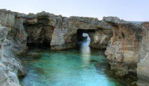 Tricase Scogliera Lecce Puglia