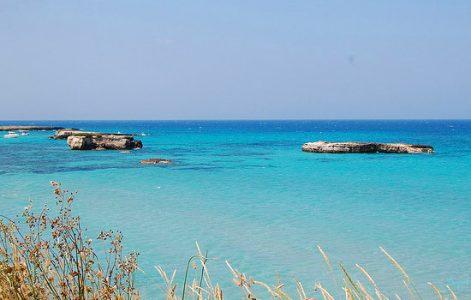 Marina di San Foca Lecce Puglia
