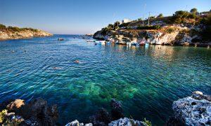 Porto Badisco Salento Puglia