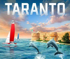locandina Taranto SAILGP
