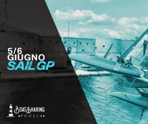 SailGp Taranto - Boat Sharing Puglia